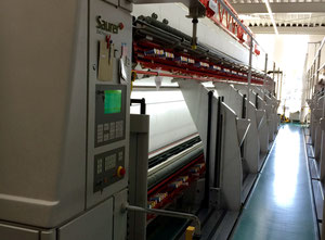 Saurer Saurer S-3040  15 Yard Pentamat + Pentacut Embroidery machine