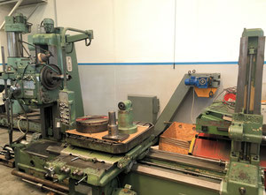 PBR AFU-80 Table type boring machine