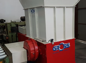 Gross 30 CV Briquetting machine