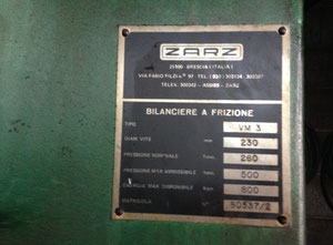 Zarz vm3 Screw press