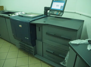 Prensa digital Konica Minolta c7000