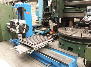 UNION BFT 100 II Table type boring machine