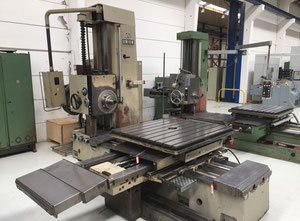 UNION BFT 90-3 Table type boring machine CNC