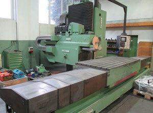 ZAYER KF2200 cnc vertical milling machine