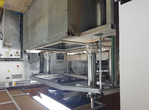 - - Thermoforming - Sheet Processing Machine