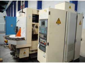 LORENZ LS 156 CNC Gear shaping machine