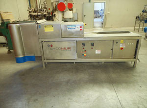 Urschel TRS2000 Vegetable and fruit cutting, washing and blanching machine