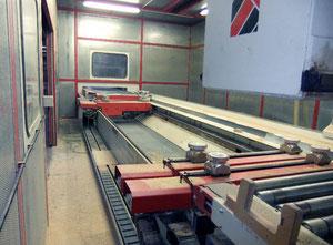 Centro di lavoro CNC IMA BIMA 810 D/ 2H