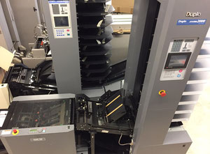 Duplo booklet maker System 2000 without cutter