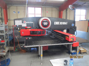 Amada EMK 3510 NT Punching machine / nibbling machine with CNC