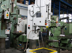 Wmw Saalfeld BS 63 Floor type drilling machine (column, pillar)