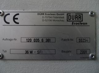 DUERR ECOCLEAN 36W-SFI P70811037