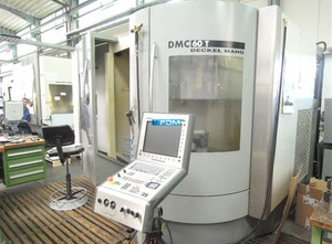 Deckel DMC 60 T Machining center - high-speed (18000+ rpm)