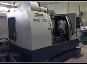 Pionowe centrum obróbcze You Ji VMC - 1100