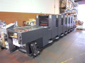 Heidelberg SM 52-6 PH Offset six colours