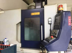QUICK JET QJM-AVM8 Machining center - high-speed (18000+ rpm)