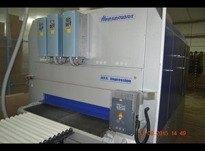 Heesemann MFA Impression Wide belt sander