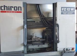 Chiron FZ12W High Speed P70815095