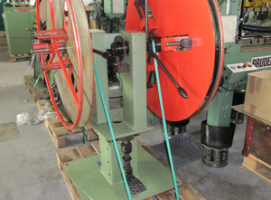 GSW double-ended decoiler 150kg