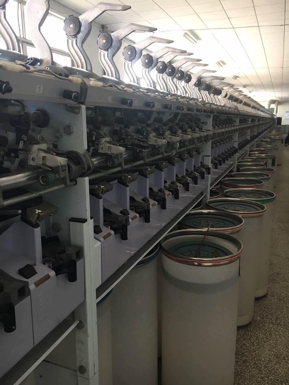 2x Saurer BD330 Spinning machine Open End - Exapro