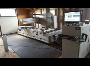 Holz-Her PRO-MASTER 7123 Wood CNC machining centre