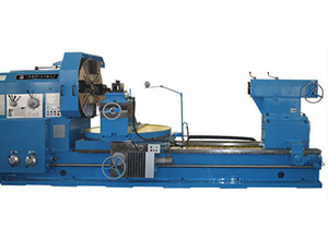 Torno revólver horizontal China C6555