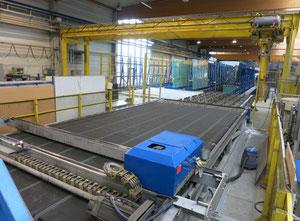 LISEC ESL PKL Glass cutting / edging machine
