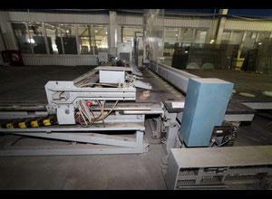 LISEC VB-33 Laminated Glass cutting / edging machine