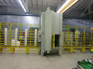 ALFEMA SVA 2500 Automatic sandblasting machine