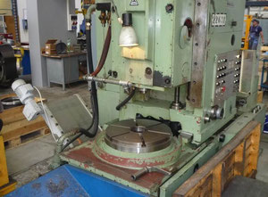 TOS OHA 50A Gear shaping machine