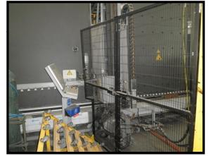 Macchina per il vetro Lisec VL-1N/25 NEW TAL 60 - Robot automatico sigillante compatto di Lisec