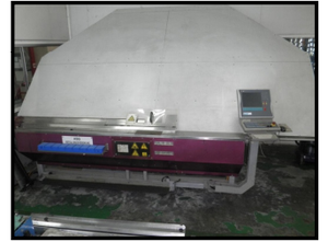 Máquina para vidrio Lisec BSV-30