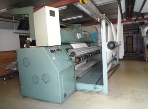 Broma SSM/N Shearing machine