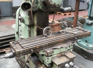 TOS FU 2 A milling machine