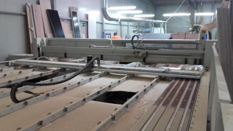 SCM Sigma Plus 105 C Panel saw - Exapro
