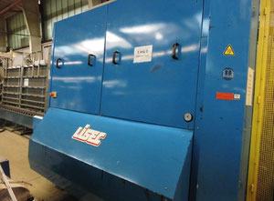 Lisec IG Line with gass filling press