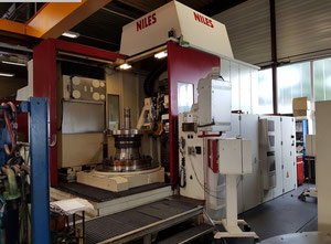NILES ZP 20 Gear grinding machine