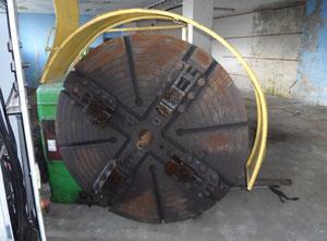 POREBA TCA 160 Тяжёлый токарный станок