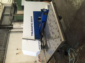 Trumpf TC200R Punching machine / nibbling machine with CNC
