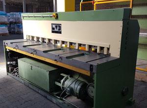 LVD 4-2500 Hydraulische Blechschere