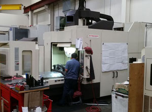 Yasda YBM 9150V Table type boring machine CNC