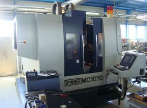 Spinner MC-1020E Bearbeitungszentrum Vertikal