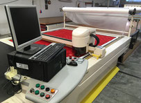 Used Lectra VECTOR 2500 Automated cutting machine