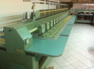 TAJIMA TMFD-G915 Embroidery machine