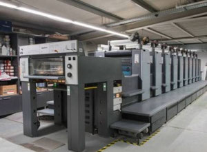 Offset Heidelberg SM 74-10 PH