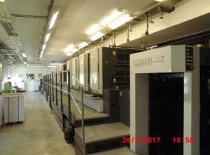 Komori LS 840 P Offsetdruckmaschine