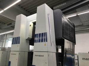 Offset seis colores Man-Roland Inline Foiler Printdor