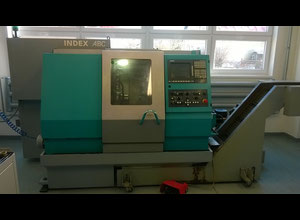 Index ABC 60 cnc lathe