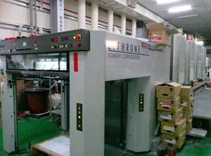 Komori LS 440 P 4 Farben Offsetdruckmaschine