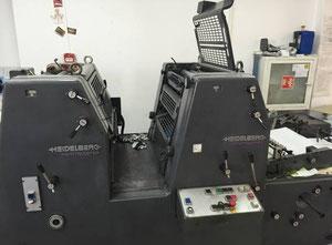 Heidelberg Printmaster 52-2 Offset two colours